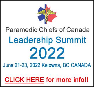 Paramedic Chiefs of Canada Leadership Summit 2022
